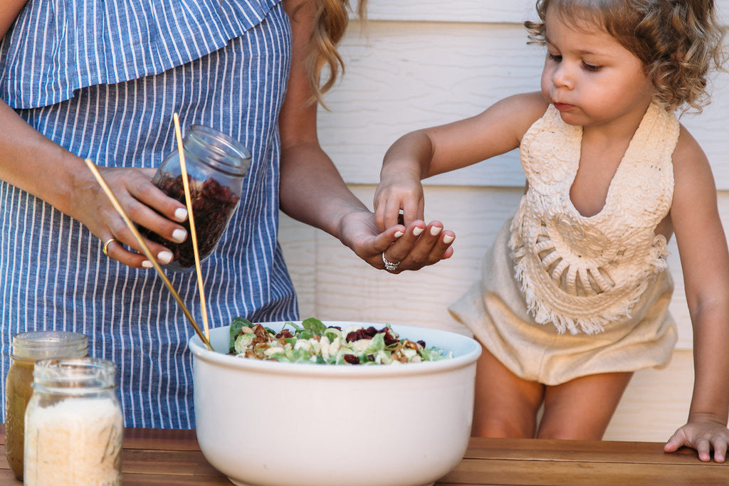 Five Tips for Instilling Healthy Eating Habits in Your Baby