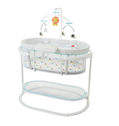 Bassinet Sleep Safety