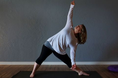 Yoga for Stay-at-Home Moms