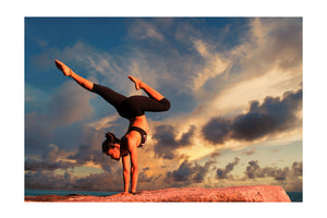 Five Ways To Make Your Yoga More Challenging