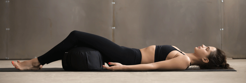 6 Yoga Poses to Help You Fall into a Deep Sleep