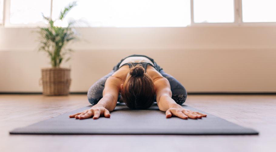 5 Yoga Poses To Clear Your Mind