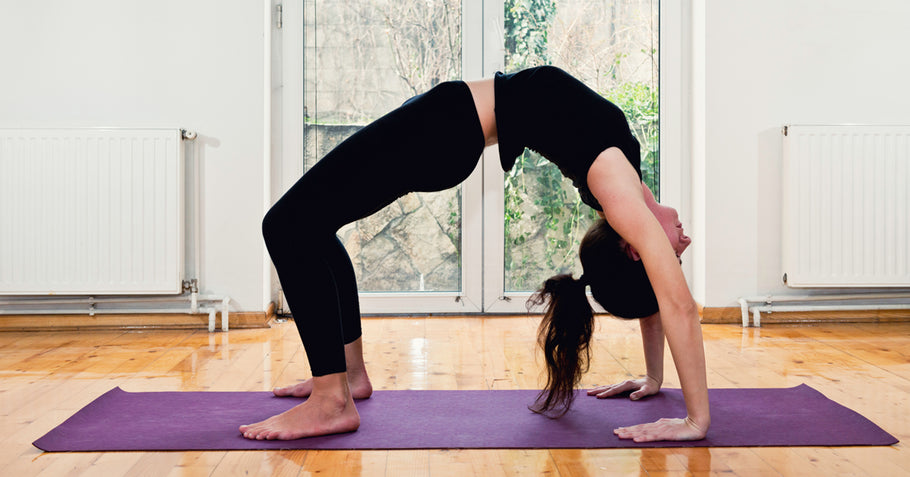 Get Lean With These 4 Yoga Poses