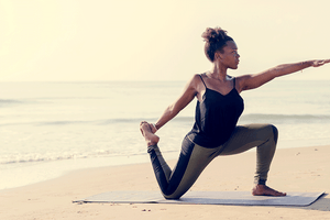 Start Your Day Off Right With These 5 Yoga Moves