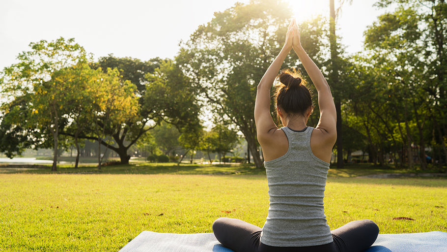 Detox Your Body with These 4 Yoga Poses