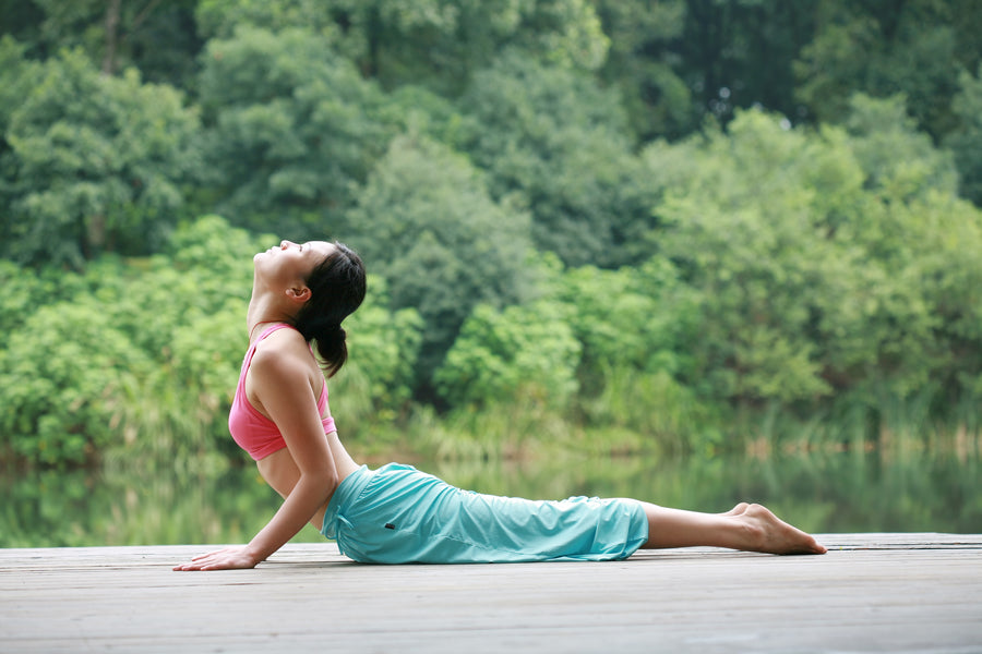 Can't Make It To The Yoga Studio?  Here Are Three Steps To Practice Yoga At Home