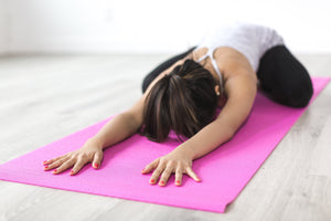 Five Benefits of a Non Slip Yoga Mat