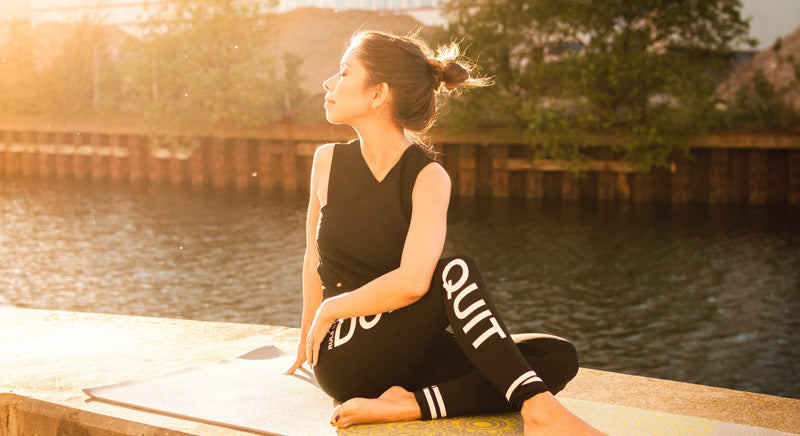 5 Easy Yoga Poses for After a Big Meal