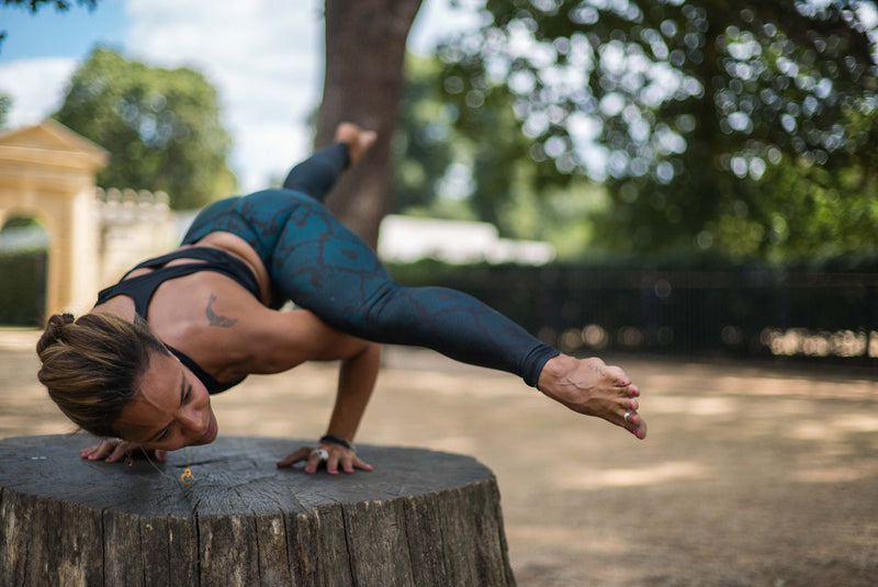 How Yoga Helps Athletes Play Better, Smarter, & Longer by Alisa Cherrie