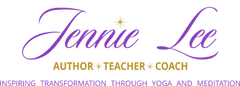 Jennie Lee Yoga Therapy Logo