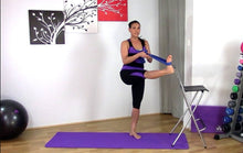 Load image into Gallery viewer, Clever Yoga Beginner/Intermediate/Advanced Yoga Strap