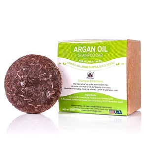 Environmentally Friendly Natural Shampoo Bar