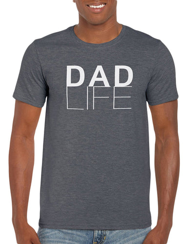 The Red Garnet Dad Life T-Shirt Gift Idea For Men - Funny Dad Gag Gift - Family/Husband T-Shirt
