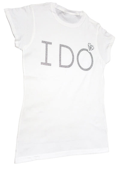 I Do Crew Bridal Party T-Shirts For Bride Maid Of Honor Bride Bridesmaids