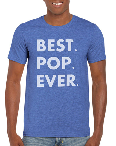 The Red Garnet Best Pop Ever Graphic T-Shirt Gift Idea For Men
