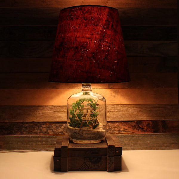 Jefferson's Ocean Bottle Lamp