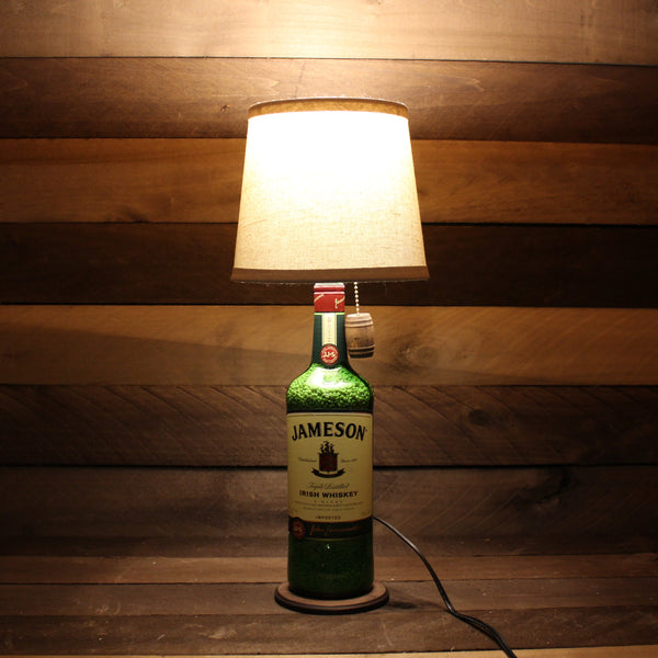 Jameson Irish Whiskey Lamp