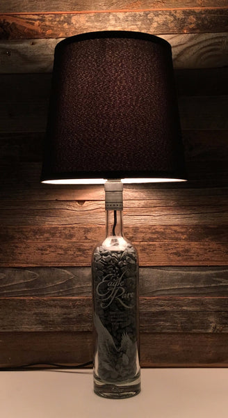 Eagle Rare Bourbon Lamp - BottleCraft By Tom