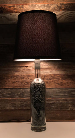 Eagle Rare Bourbon Lamp
