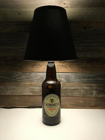 Guinness Beer Lamp