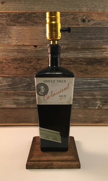 Uncle Val's Botanical Gin Lamp - BottleCraft By Tom