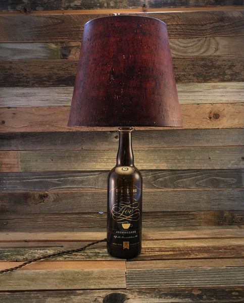 Ommegang  Beer Lamp - BottleCraft By Tom
