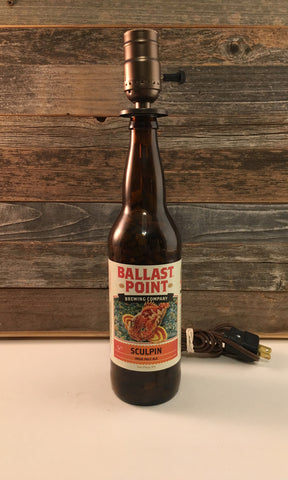Ballast Point Sculpin IPA Beer Lamp!