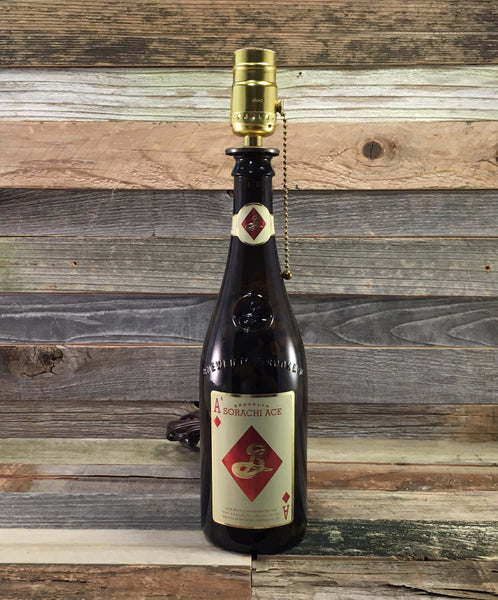 Brooklyn Sorachi Ace Beer Lamp - BottleCraft By Tom