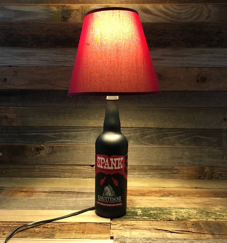 SMUTTYNOSE Spank Beer Lamp