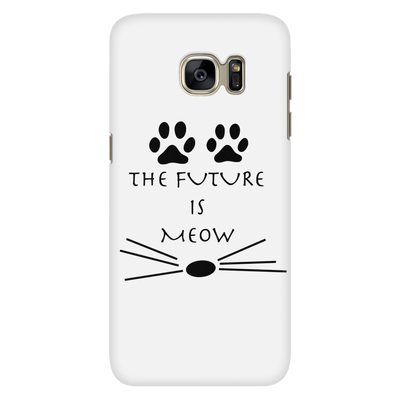 The Future Is Meow-Phone Case - Just Love Cats
