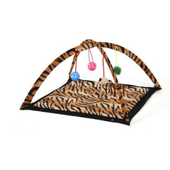 Fun Time Activity Toy & Cat Bed