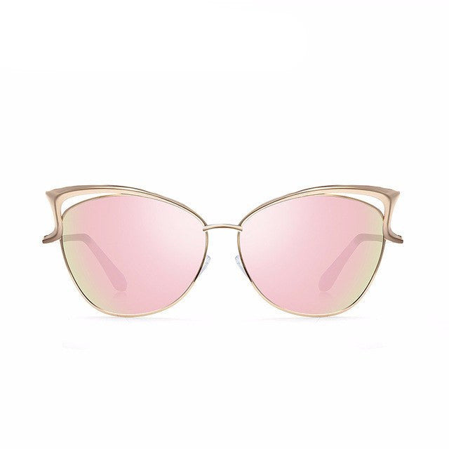 Vintage Cat Eye Sunglasses