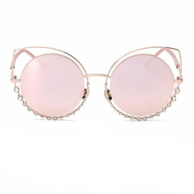 Super Star Sexy Cat Eye Sunglasses - Just Love Cats