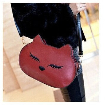 Gorgeous Cat Eyes Handbag - Just Love Cats