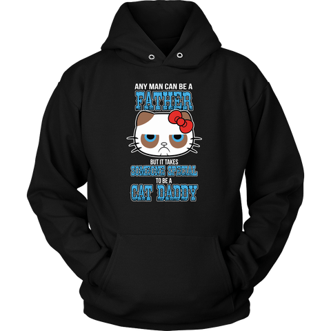 Cat Daddy Hoodies