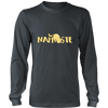 Namaste Downward Cat Long Sleeve Shirt - Just Love Cats