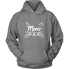 Meow Hoodies - Just Love Cats