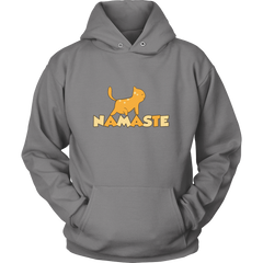 Namaste Upward Cat Hoodies - Just Love Cats