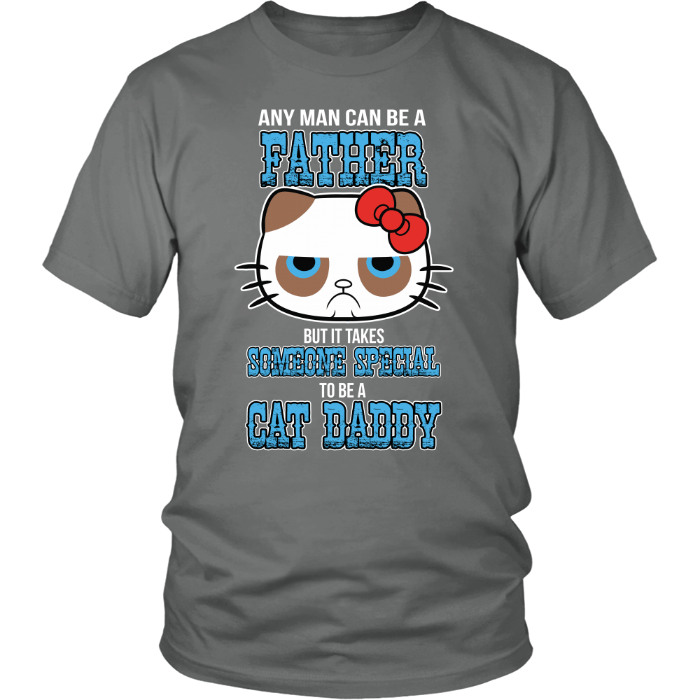 Cat Daddy Unisex T-Shirt - Just Love Cats