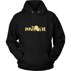 Namaste Downward Cat Hoodies - Just Love Cats