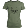 Less People More Cats T-Shirt - Just Love Cats