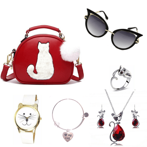 Red Mi Amor Cat Lover's Special Package
