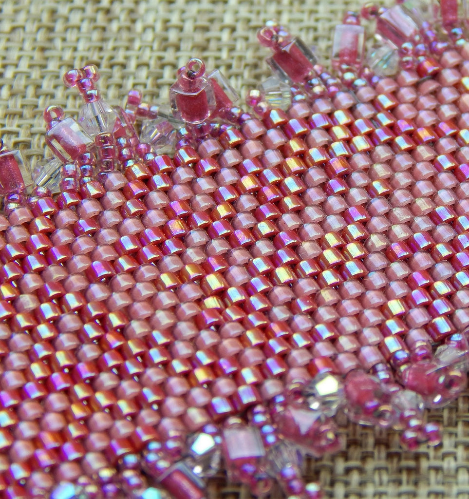 adjusted tutorial beads a youtube replaced basic little netted watch