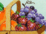 Basket of Fruit Close Up