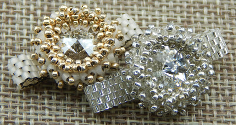 Crystal Shimmer Ring Group Shot