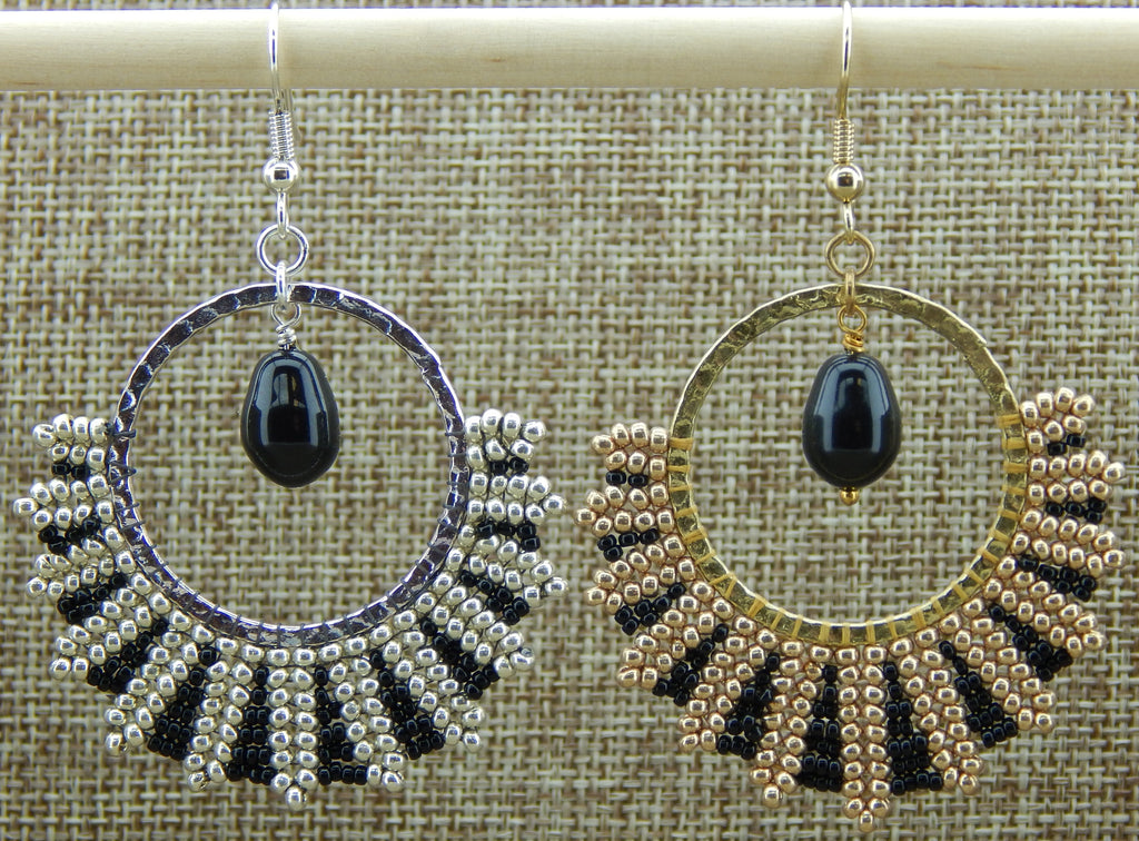 Fin Earring Group Shot NMDE