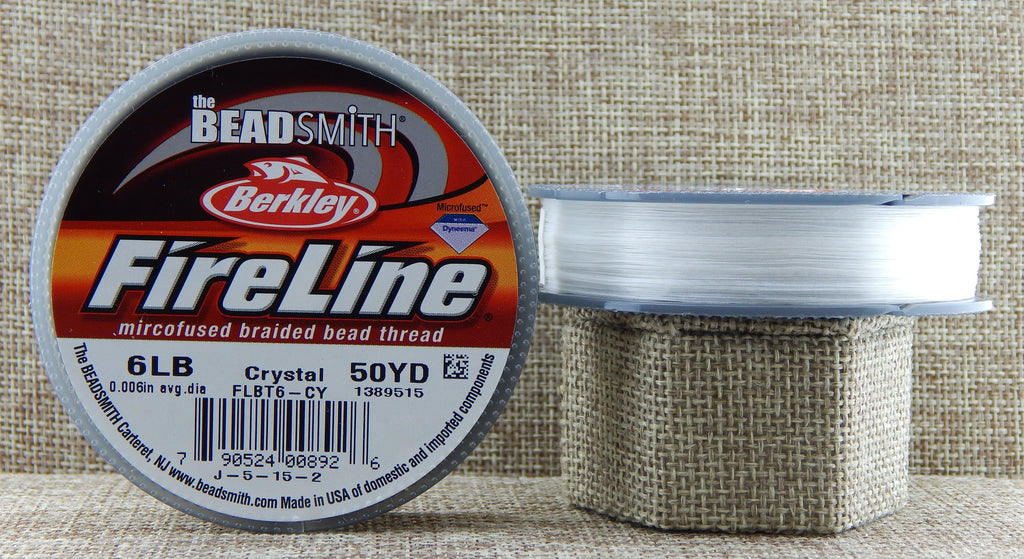 FireLine 6LB Crystal 50 Yards