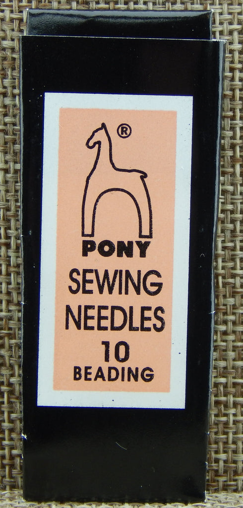 Pony Needles Size 10