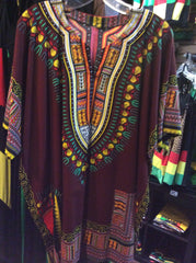 Men's Jacket/Dashiki