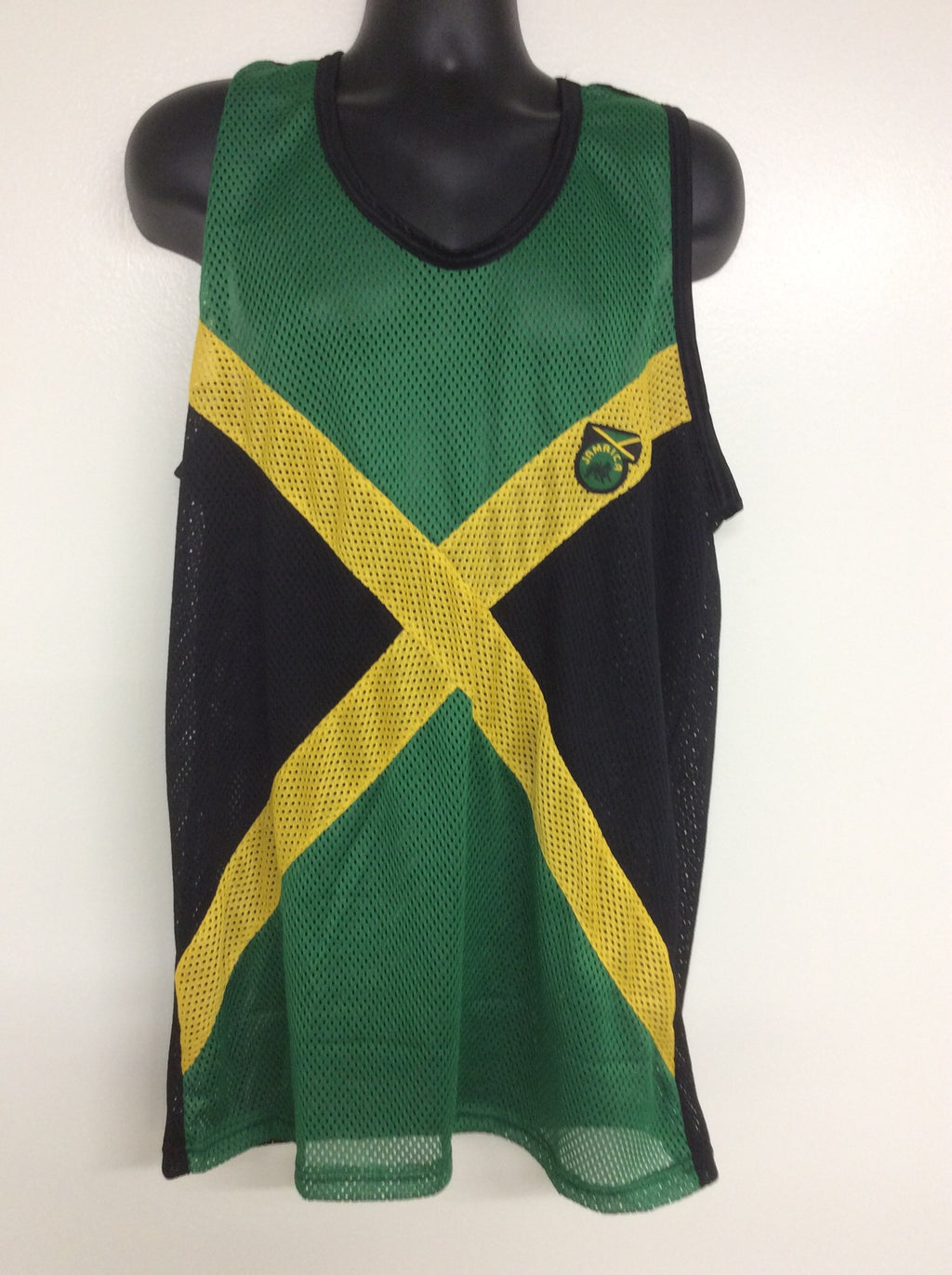 Jamaican men's tank top (Wholesale)